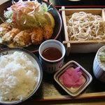 1466995 - 牡蠣フライ定食