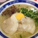 安さん食堂 - 料理写真:ラーメン。単品なら450円。
