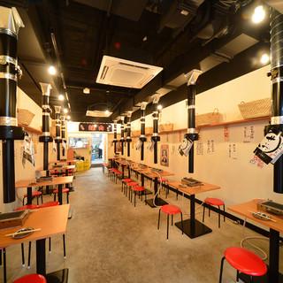 昭和の香り漂う、どこか懐かしい焼肉店!