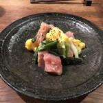 ごはんとお酒と布と糸 fudan - 料理写真: