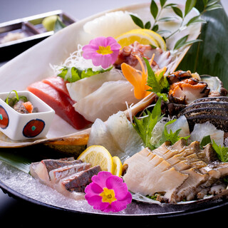 淡路岩屋直送の天然鮮魚