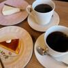 モカ自家焙煎コーヒー店 - ドリンク写真:(2020/11月)自家製ケーキとホットコーヒー