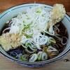 立ち食いそば はせ川 - 料理写真:ちくわ天そば(410円)
