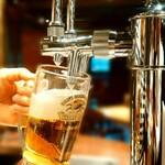はーべすと - ドリンク写真:お得なアルコール飲み放題プラン