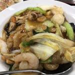 台湾料理 鴻翔 - ボリュームもしっかりある