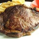 ウィキウィキ - 牛ハラミ肉のミニッツステーキ \1,580★お肉が食べたい!!そんな時にガッツリ!!!