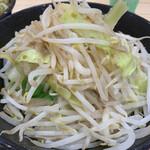ジャンクガレッジ - 野菜丼