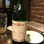 Dining Chez Isao -