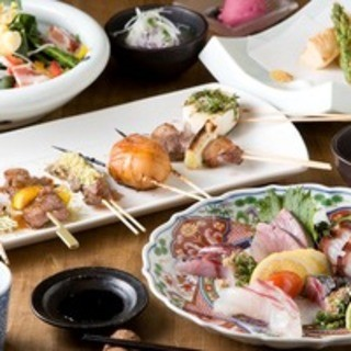 ◇魚市場直送!!新鮮な魚と福岡産 朝引き鶏をご堪能下さい◇