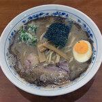 板橋大勝軒なりたや  - 料理写真:濃厚スープ