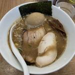 すずめ食堂 - 料理写真:濃い口中華そば