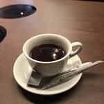 銀座しゃぶしゃぶ petit 羅豚 - サービスのコーヒー