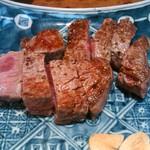知喜多 横浜西口店 - 肉です。