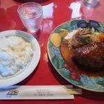 シェフ - 料理写真:日替わりランチ800円