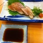 14663757 - 鶏たたき(609円)