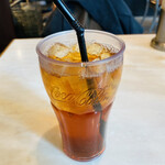 J.S. BURGERS CAFE - セットのドリンク