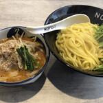 らーめん つけ麺 ノフジ - 料理写真:MISOホルモンつけ麺