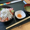 ふじやす食堂 - 料理写真:豪快!ふじやす丼 (ご飯大盛り)880円 ネタ大漁盛り 350円(全て税別)