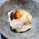 146635166 - フグの白子寿司