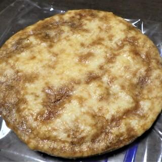銚子電鉄 ぬれ煎餅駅 - 料理写真:青のうす口味