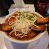 らーめん・つけ麺 よろしく - 料理写真:魚介とんこつ醤油ラーメン+贅沢トッピング