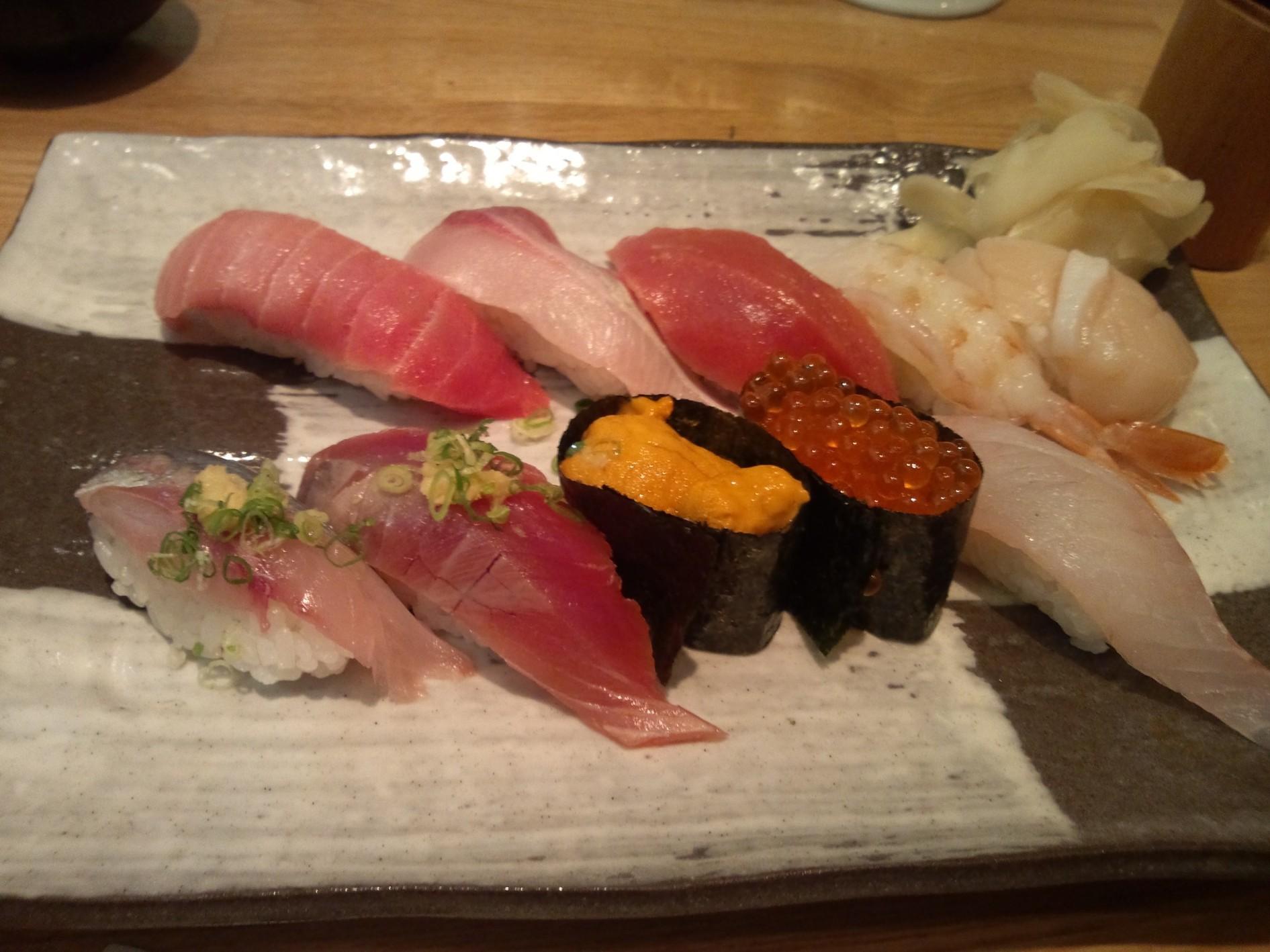 魚力海鮮寿司 ルミネ大宮店