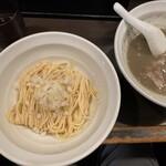 146642502 - 煮干しclassic800円+黒酢の和え玉200円