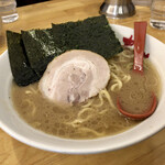 ラーメン大桜 - 料理写真:ラーメン中盛860円
