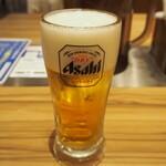 和 ダイニング 清乃 - 生ビール