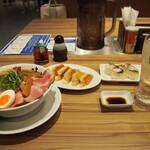和 ダイニング 清乃 - 和歌山贅沢ラーメン、餃子、サバ棒寿司、ハイボール