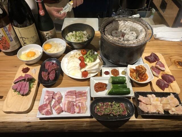 肉小屋 志村坂上店の料理の写真
