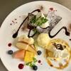 Gurankafeefu - 料理写真:ケーキ盛り合わせ