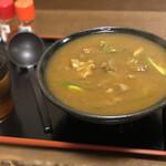 辨慶うどん - 料理写真: