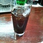 虎鳥屋 - アイスコーヒー
