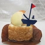 AKANE - 料理写真:Wチーズケーキ