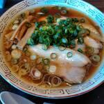 わだ屋 - チャーシュー麺