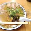 九州とんこつの うま馬 - 料理写真:とんこつチャーシュー(太麺)