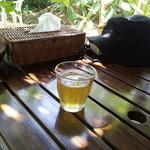 パニパニ - お水じゃなくてさんぴん茶が出てきます!