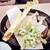 樹庵 - 料理写真:山菜天盛りは日替わりで4種類