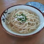 丸吉食堂 - 宮古そば(小)370円