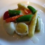 146671428 - 春野菜のエチュベ
