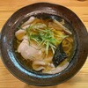 彩哲 - 料理写真:醤油 800円