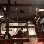 ワイン居酒屋 赤坂あじる亭 - 店内