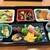 レストラン&ワインバー 回 - 料理写真:大きなお重におかずが色々!