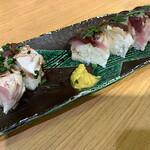 Yoyogian - 鯖寿司