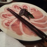 14668588 - 豚しゃぶのお肉