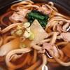 田舍屋 - 料理写真:肉うどん大盛り( ^ω^ )☀️