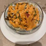 インドラ マハール - サラダ