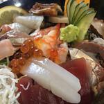 awajishimasatomi - 海鮮丼