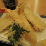 牧原鮮魚店 - 天ぷらもうまい